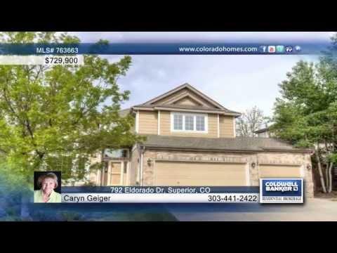 792 Eldorado Dr  Superior, CO Homes for Sale   coloradohomes.com