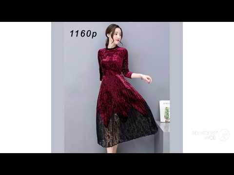 Небесного цвета длинное вечернее платье расшитое бисером новая коллекция Купить платье на ALIEXPRESSиз YouTube · Длительность: 49 с