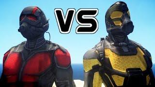 ANT-MAN VS YELLOWJACKET - EPIC BATTLE