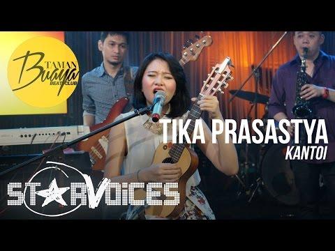 Tika Prasastya - Kantoi (Zee Avi) Live at Taman Buaya Beat Club TVRI