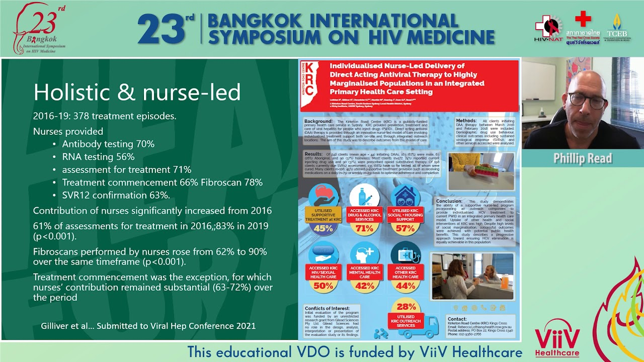 Integrated blood borne virus care and harm reduction for vulnerable populations