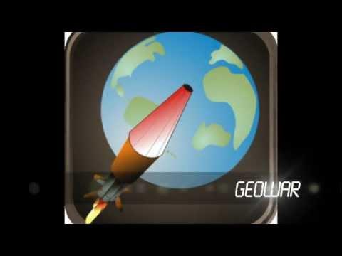 GEOWAR for Android (teaser): worldwide network sport game