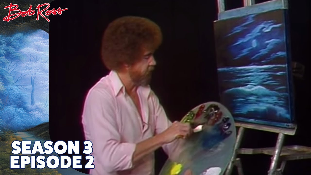 Download Bob Ross - Blue Moon (Season 3 Episode 2)
