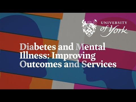 Diabetes and Mental Illness: Improving Outcomes and Services (DIAMONDS)