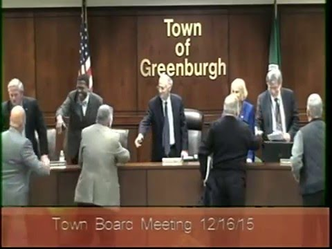 The Greenburgh Town Board has created a new Veteran Advisory Board.