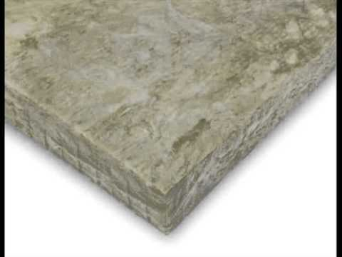 Collection of mineral wool insulation romance youtube for Mineral wool density