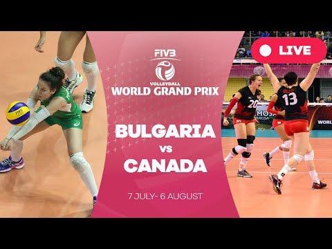 Bulgaria v Canada - Group 2: 2017 FIVB Volleyball World Grand Prix