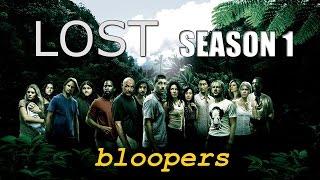 LOST Season 1 Bloopers (русские субтитры)