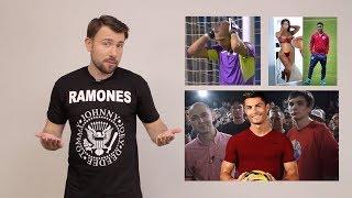 Роналду круче Гнойного и Оксимирона, секс-скандал Стерлинга | Футбольный ГандиКап