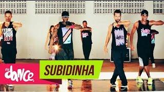 Wesley Safadão - Subidinha - FitDance - 4k | Coreografia
