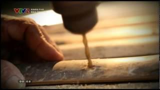 kham pha : cách làm đàn thuyền