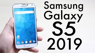 Samsung Galaxy S5 In 2019! (Still Worth It?) (Review)