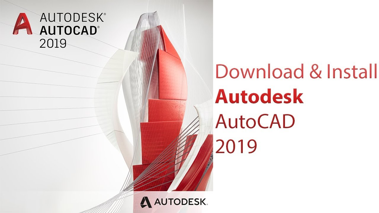 How To Install Autocad 2019