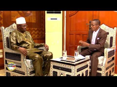 Dr. Ousmane Kaba PADES sur Evasion TV dans Semaine Politique  du 07 NOV 2017