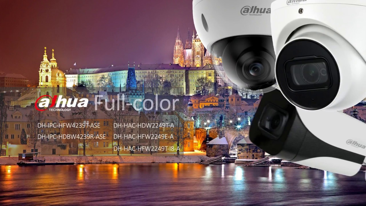 Full Color Technology - Dahua
