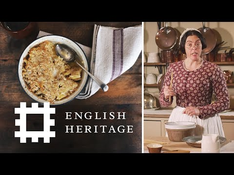 How To Make Macaroni Cheese - The Victorian Way
