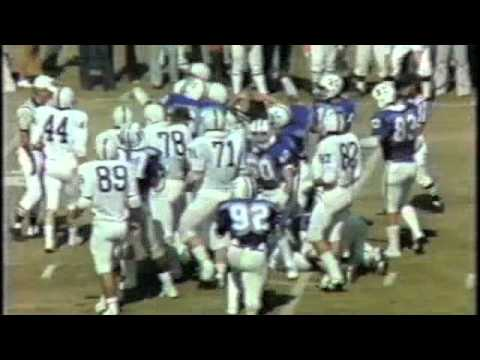 Ky  - Penn State Defensive Highlights 1976/1977