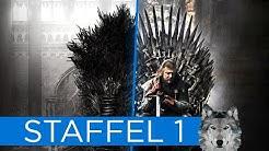 SERIE vs. BÜCHER: Die Unterschiede der 1 Staffel! - Game of Thrones Special