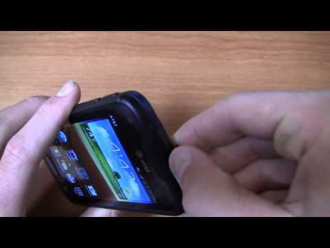 Samsung Galaxy Rugby Pro Review Part 1