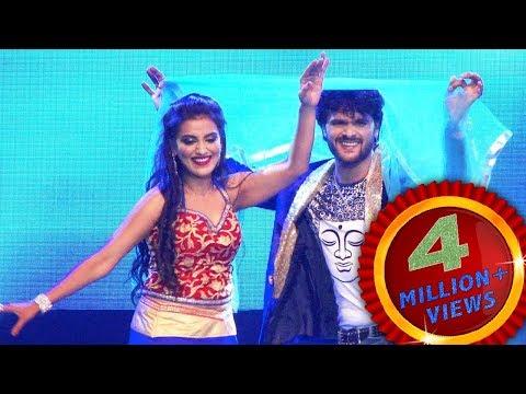 बिफा अवार्ड भोजपुरी | Khesari Lal Yadav Akshara Singh 2017 full Show Bhojpuri