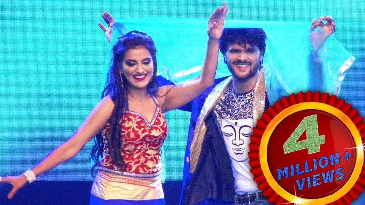 BIFA Award  Khesari Lal Yadav Akshara Singh 2017 full Show Bhojpuri