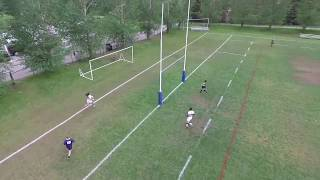 World Rugby Combine vs Vail RFC - Three Team Tries