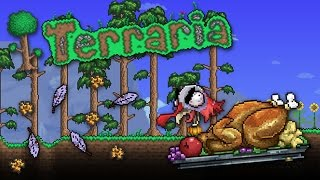 Terraria iOS/Android 1.2.3 - How To Summon Turkor The Ungrateful