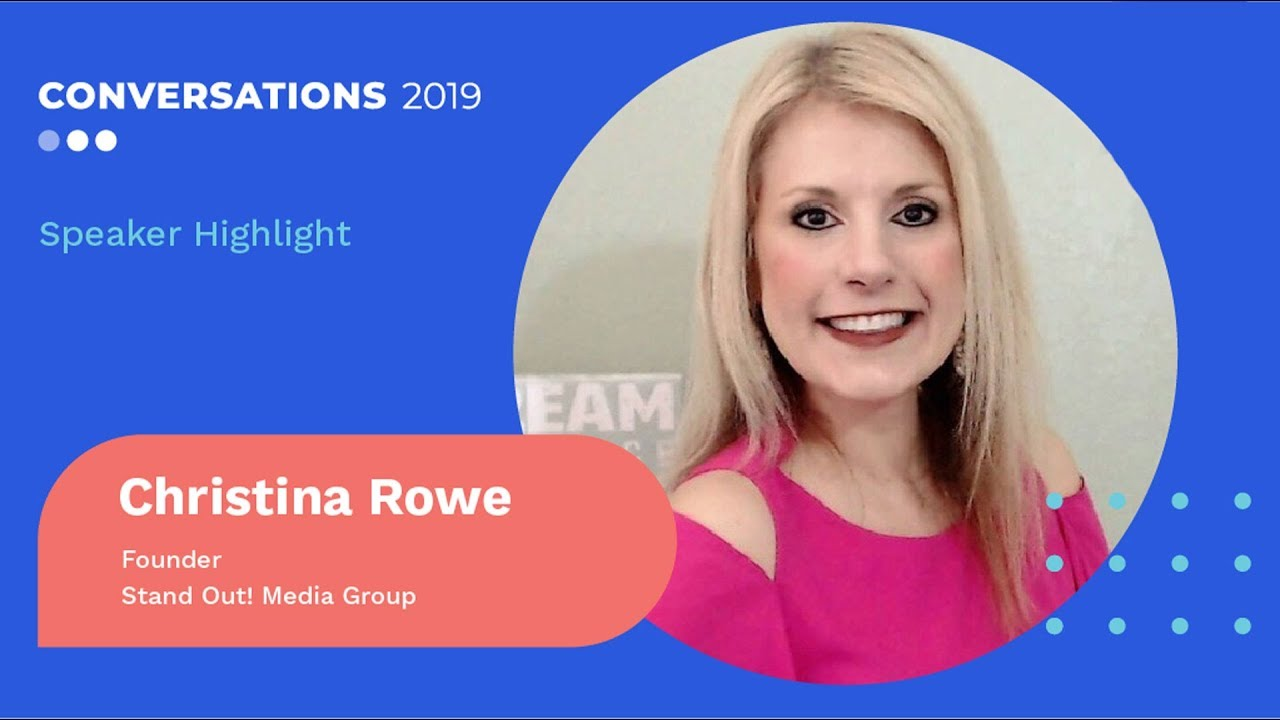 Remade by Grace 2019 - Meet the Speakers! on Vimeo