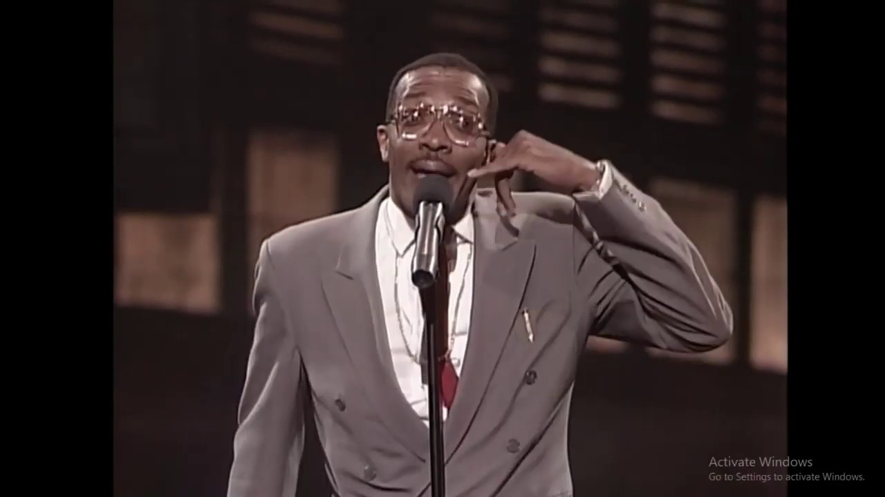 Def Comedy Jam (Season 2 ) Melvin George