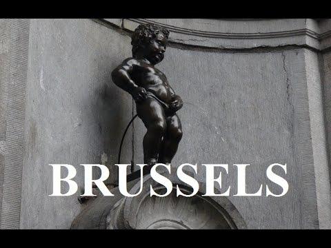 Belgium/Brussels (Manneken,Jeanneke and Zinneke Pis) Part 8