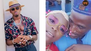 Video hii ya Baba DIAMOND yawagusa watu mtandaoni, Inamuonesha akiwa na ESMA,QUEEN na Uncle Shamte