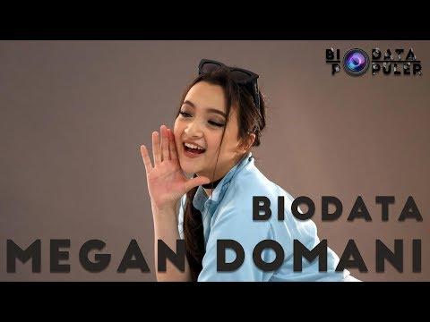 Biodata Megan Domani Lengkap dengan Daftar Sinetron