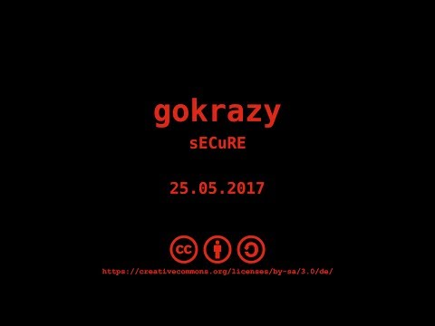 [c¼h] gokrazy: ein Go userland für Raspberry Pi 3 appliances