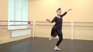 Кастинг к специальному выпуску в шоу Танцы на ТНТ Алиса Степанова 13 лет