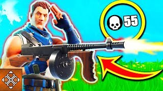 FUNNIEST FORTNITE FAILS And EPIC WINS - CRUSHING IT WITH THE DRUM GUN! (Fortnite Battle Royale)
