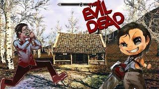 Skyrim mod: ЗЛО НАШЛО МЕНЯ В СКАЙРИМЕ - The Evil Dead Mod
