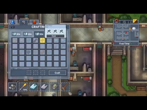 The Escapists 2 #1 w/ colin