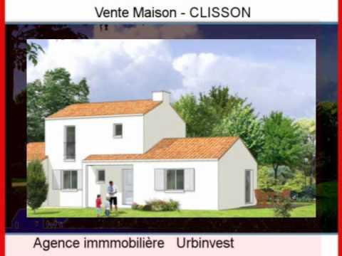 Achat Vente Maison CLISSON 44190 Loire Atlantique