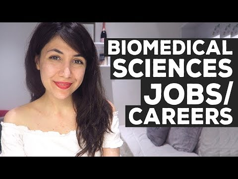 Jobs & Careers Can You Get with a Biomedical Sciences Degree! | Atousa
