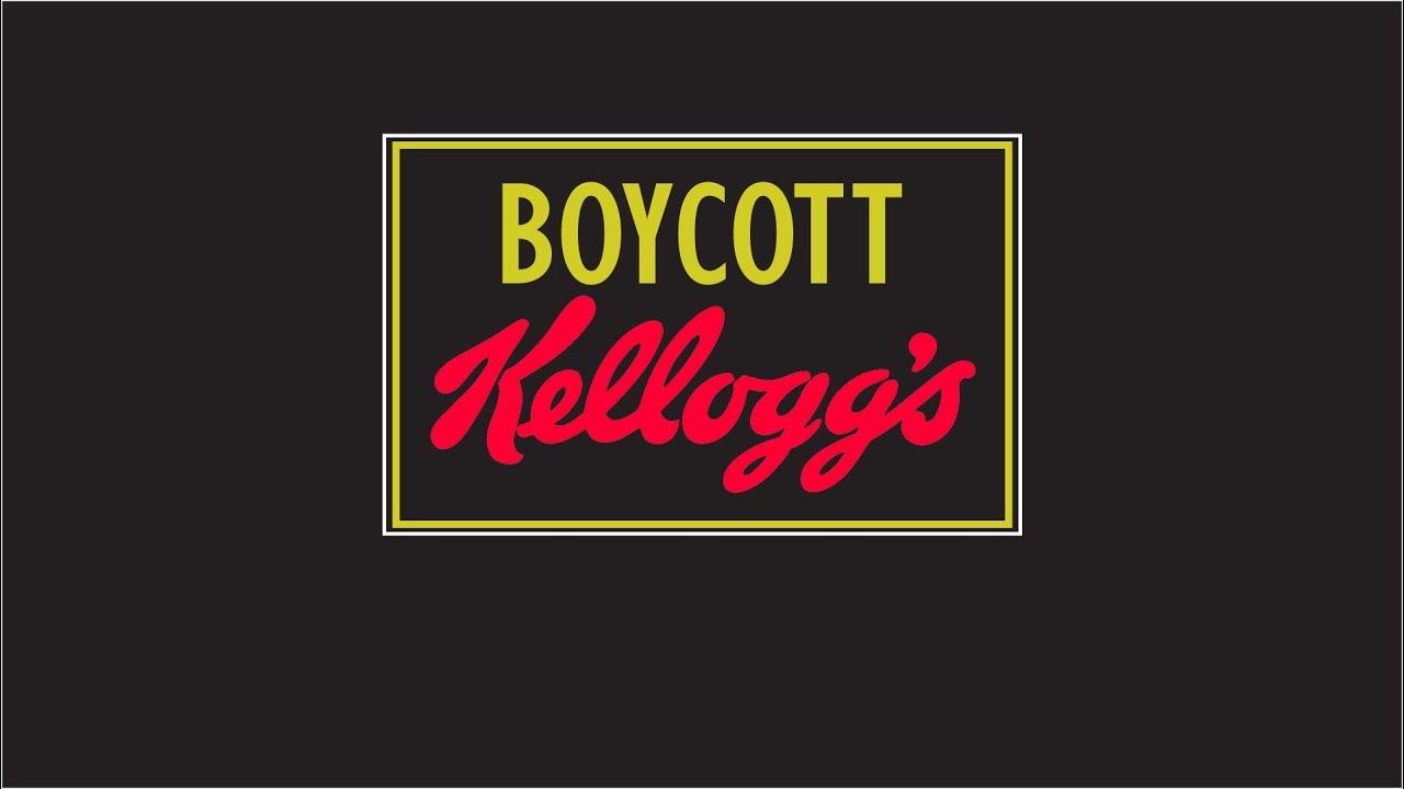 Hasil gambar untuk kellogg's boycott