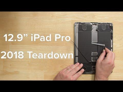 iPad Pro 12.9″ (2018) Teardown!