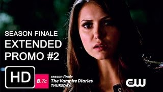 The Vampire Diaries 4x23 NEW Extended Promo - Graduation [HD] Season Finale