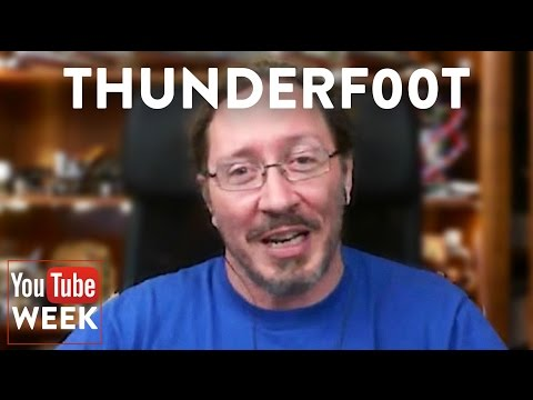 Thunderf00t: Scientist Criticizing Feminism and Brexit (YouTube Week)