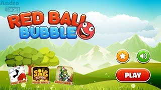 Bubble Red Ball Adventure - Jump Ball 2018 Android Gameplay