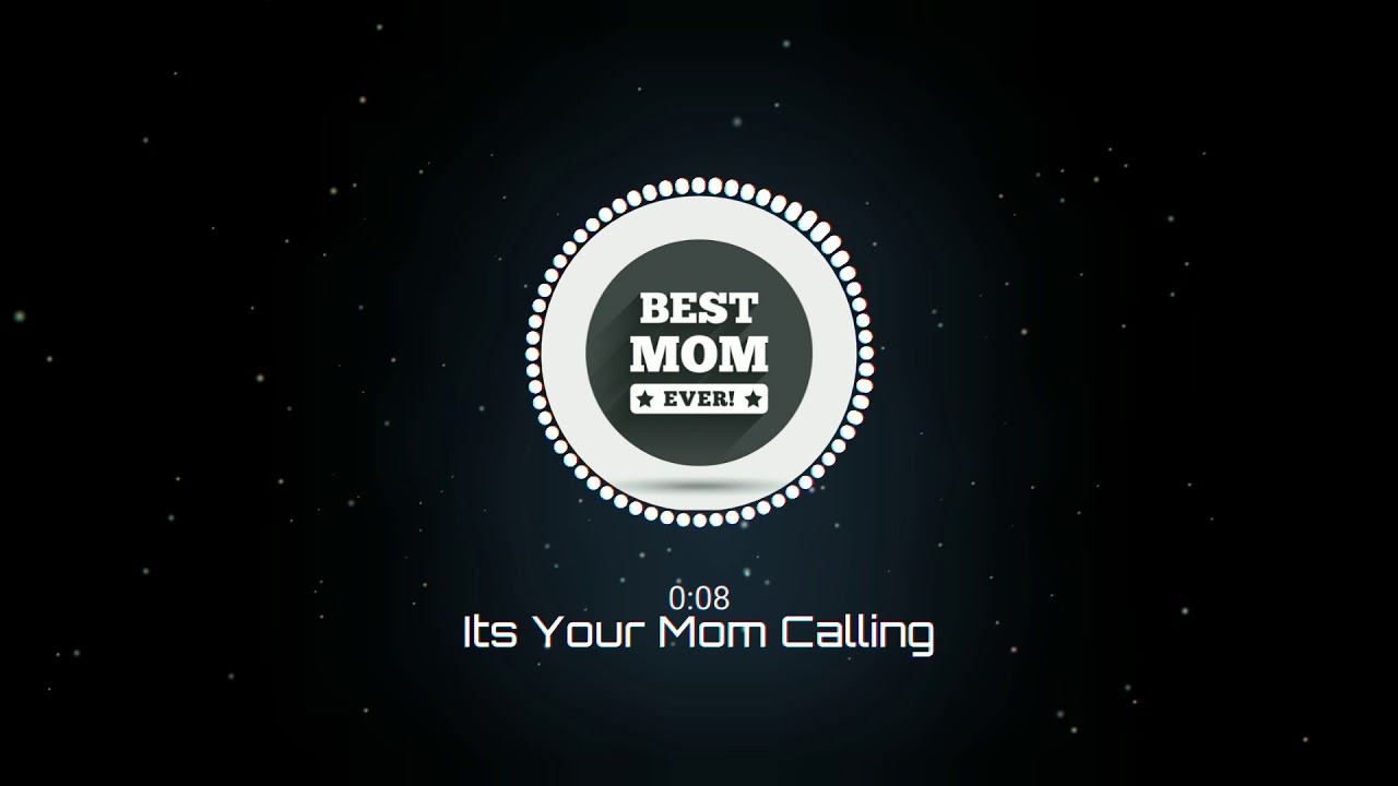 oh no its your mom calling ringtone download
