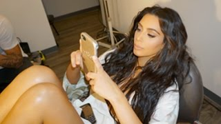 Kim Kardashian Returns to Social Media!