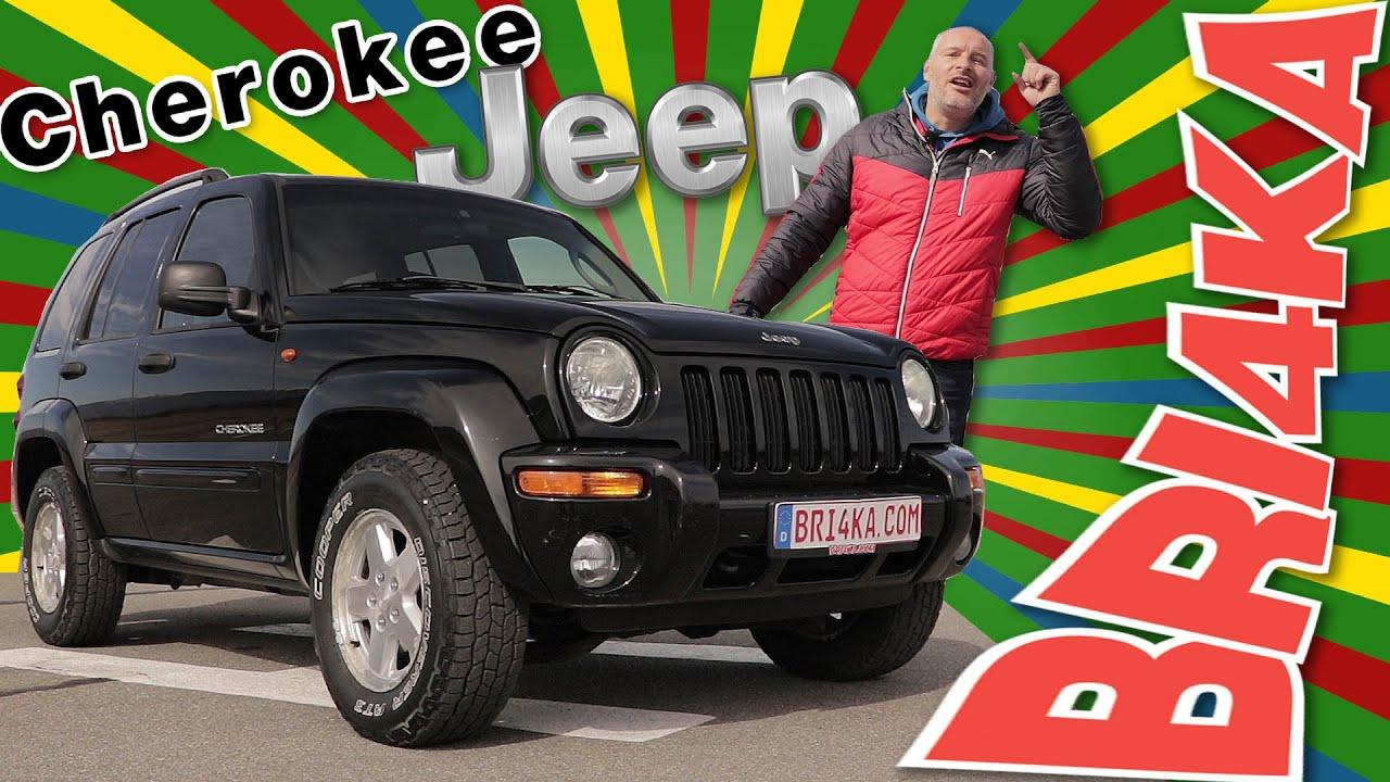 Jeep Cherokee |Liberty 3 gen KJ| Test and Review| Bri4ka.com
