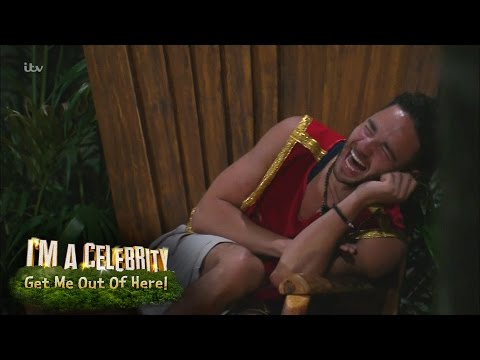 Entertaining the Royals | I'm A Celebrity.. Me Out Of Here!