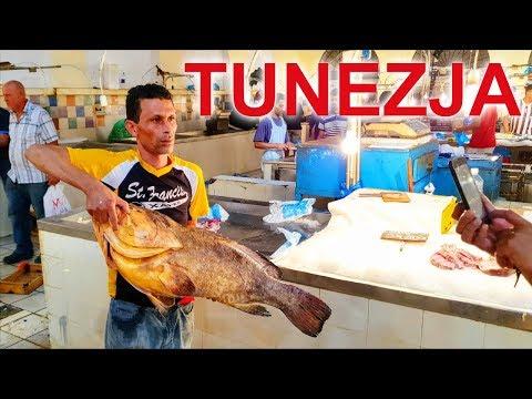 🇹🇳NIESAMOWITY MARKET W TUNISIE, TUNEZJA NA WŁASNĄ RĘKĘ #733