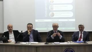 Hukuki, İdari ve Politik Boyutlarıyla Cumhurbaşkanlığı Hükümet Sistemi Paneli